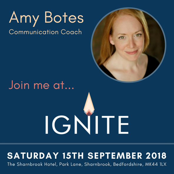 Ignite Amy Botes Communication Coach